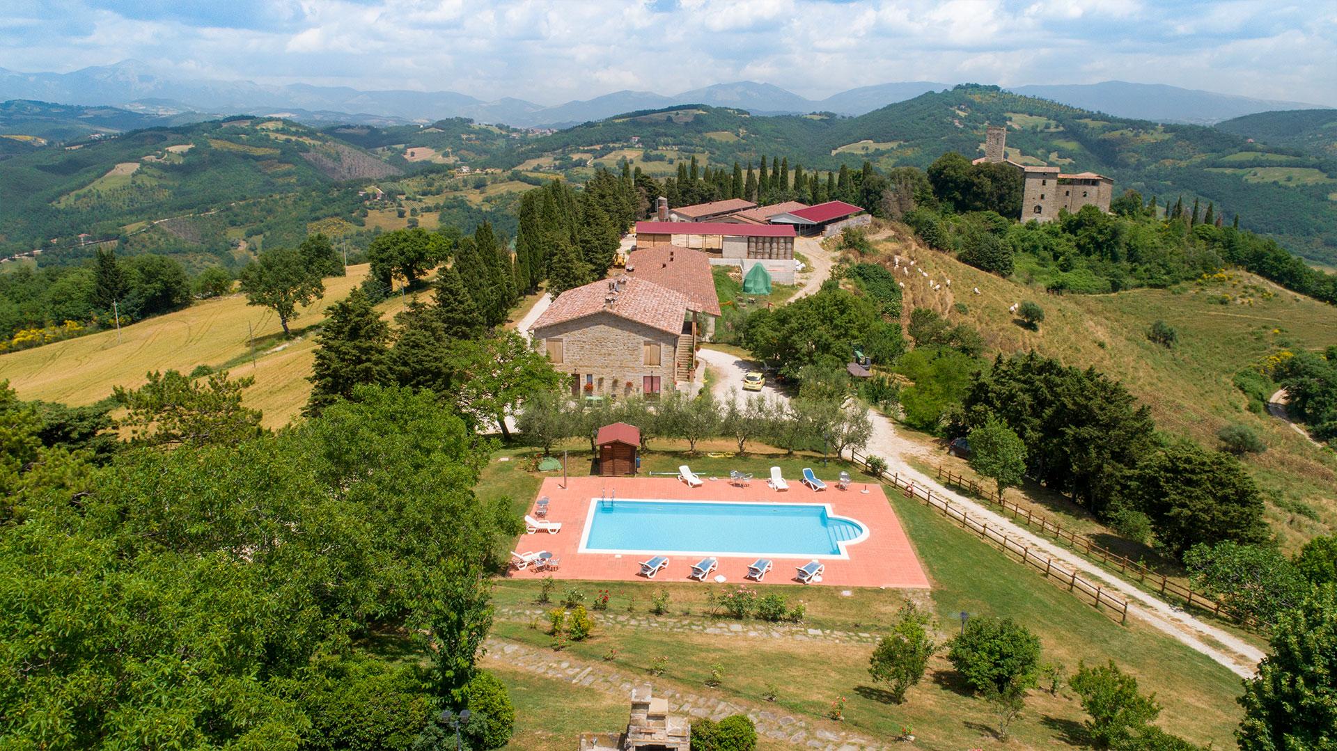 Appartamenti vacanze Gubbio